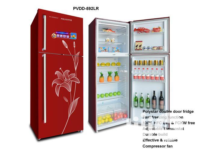 Polystar Refrigerator 592L