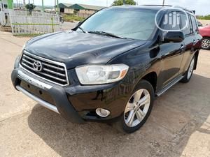 Toyota Highlander 2009 Limited Black | Cars for sale in Kwara State, Ilorin West