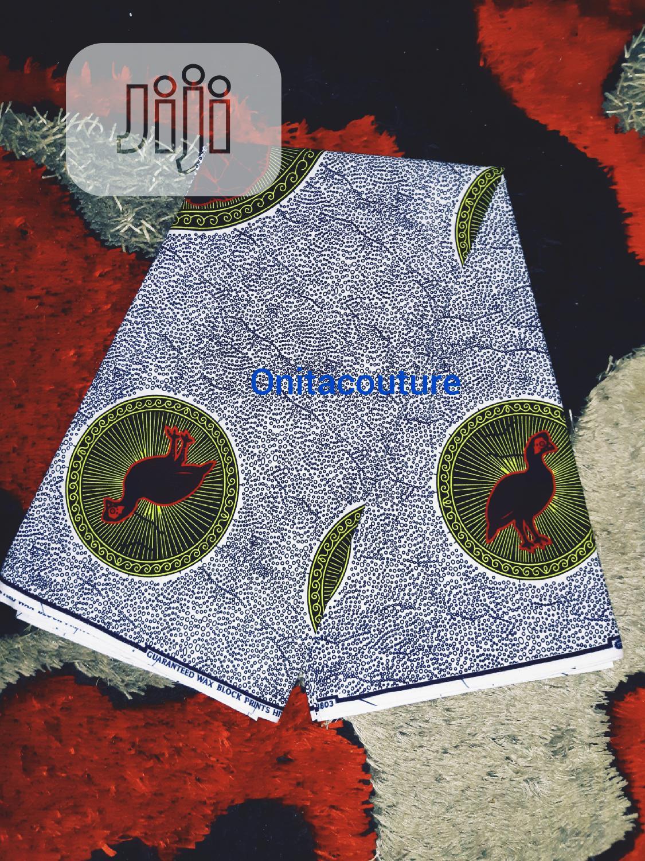Archive: Unique Ankara Fabric