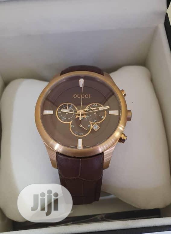 Gucci Designer Wrist Watch