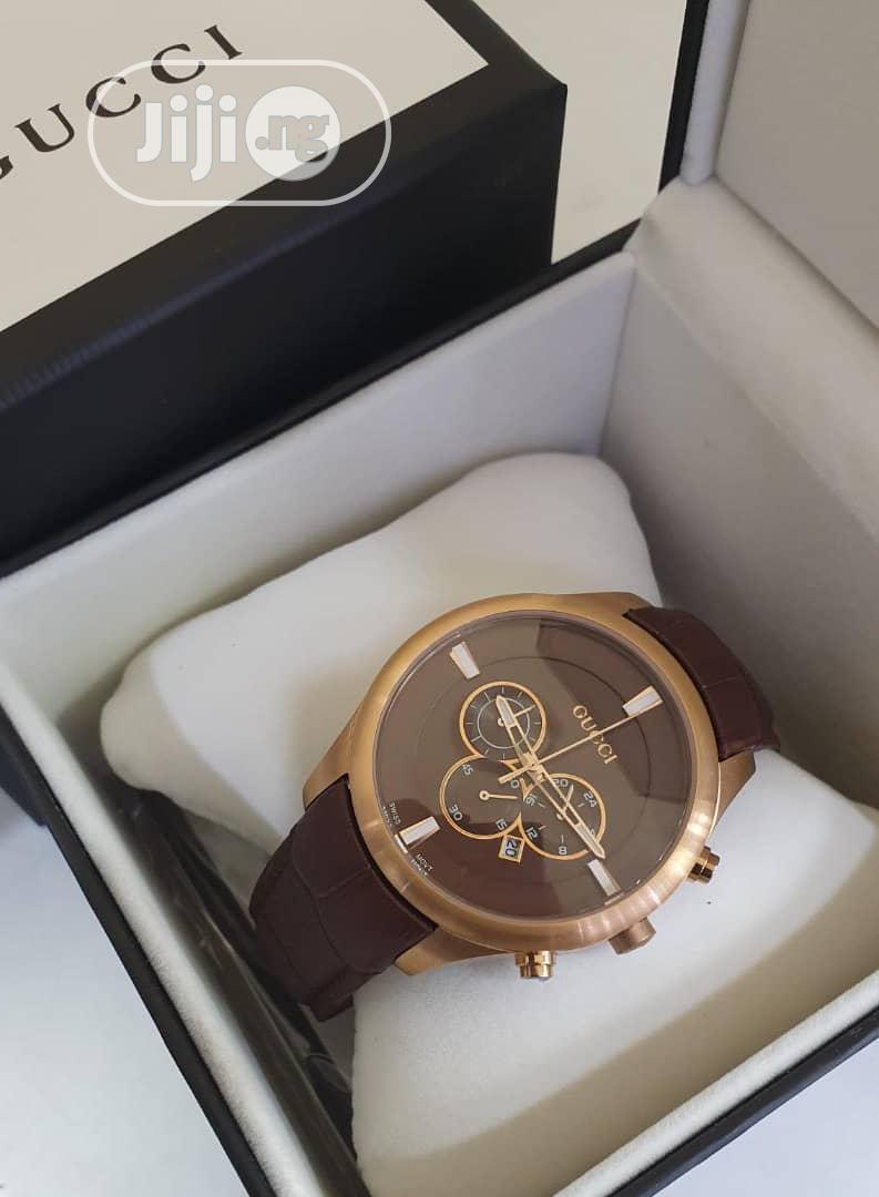 Gucci Designer Wrist Watch | Watches for sale in Magodo, Lagos State, Nigeria
