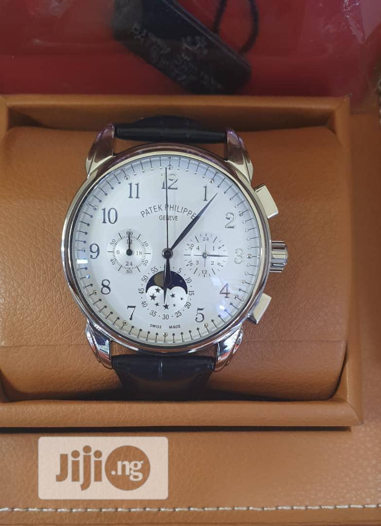 Patek Phillipe Designer Time Piece | Watches for sale in Magodo, Lagos State, Nigeria