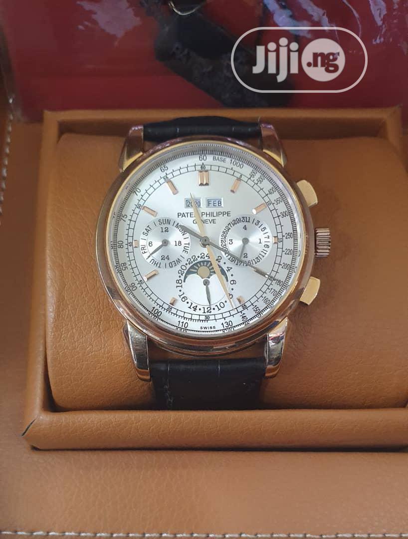 Original Patek Phillipe Designer Wrist Watch