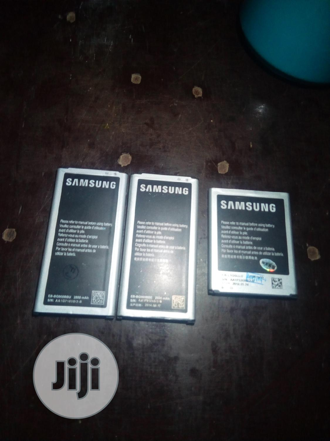 Samsung Galaxy S3 And S5 Batteries For Sale