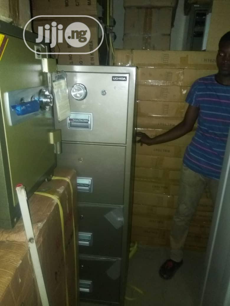 Korean Fireproof Save Locker