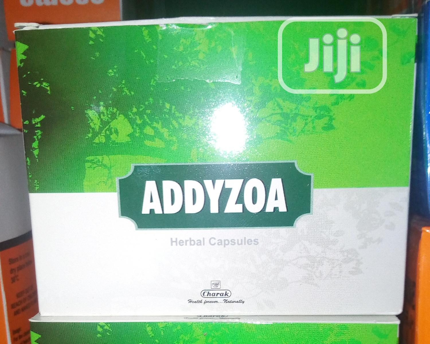 Addyzoa Capsules Used By Men To Increase Sperm Count