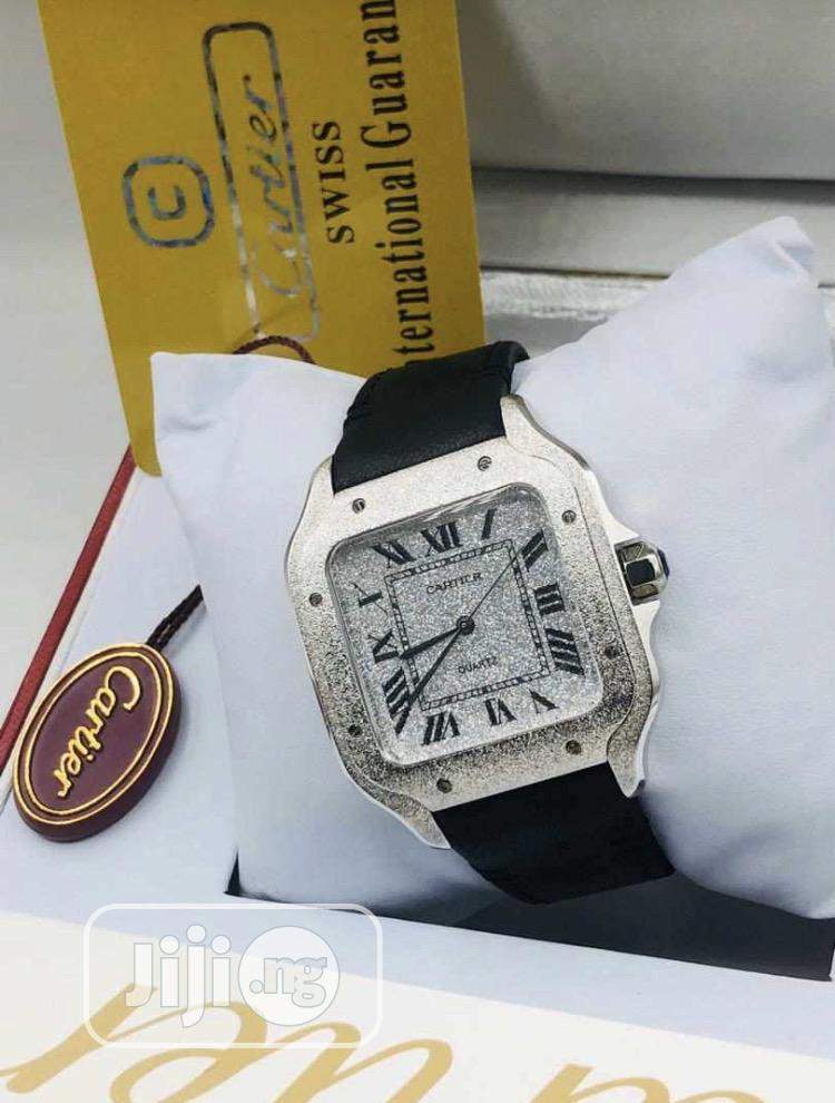 Archive: Cartier Watches