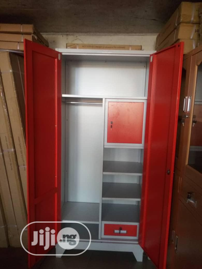 Metal Wardrobes | Furniture for sale in Ojo, Lagos State, Nigeria