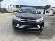 Toyota Highlander 2017 XLE 4x4 V6 (3.5L 6cyl 8A) Black   Cars for sale in Lagos State, Lekki Phase 2