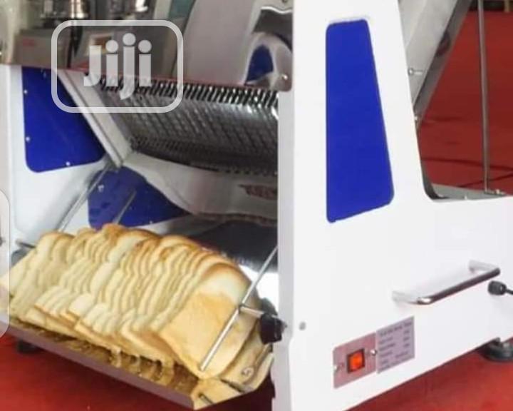 Industrial Bread Slicer