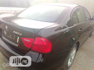 BMW 320d 2010 Black | Cars for sale in Lagos State, Oshodi