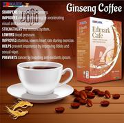 Edmark Ginseng Coffee | Vitamins & Supplements for sale in Lagos State, Surulere