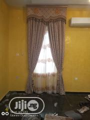 Latest Curtain Board Design, With Turkish Material | Home Accessories for sale in Lagos State, Ojo