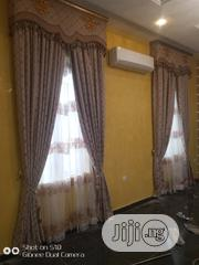 Complete Set of Turkish Designed Curtain | Home Accessories for sale in Lagos State, Ojo