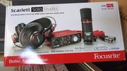Focusrite Scarlet Solo Studio | Audio & Music Equipment for sale in Lagos State, Surulere
