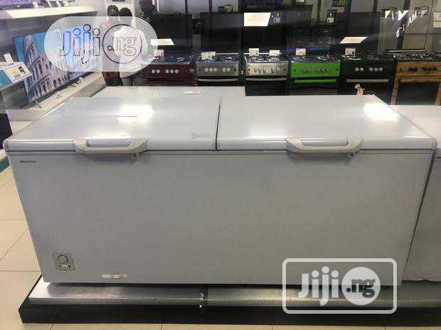 Brand New Hisense 725litre Double Door Freezer Fast Cooling