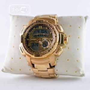 Joefox Joefox Gold Digital Waterproof Watch For Men | Watches for sale in Lagos State, Lagos Island (Eko)