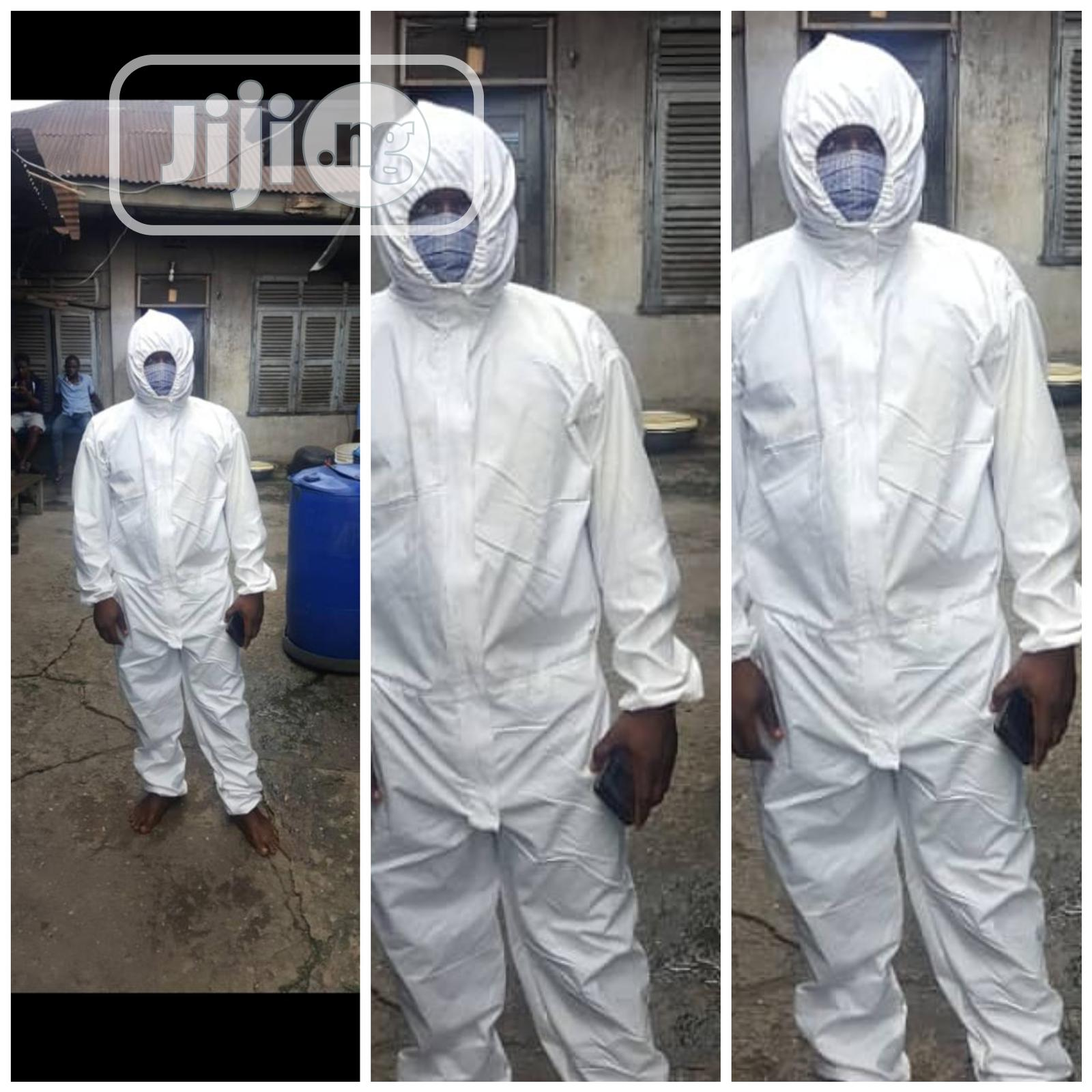 Archive: Disposable Tyvek Coverall