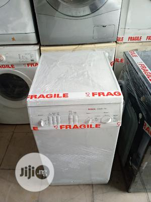 7kg Toploader Bosch Washing and Spin Machine | Home Appliances for sale in Lagos State, Surulere