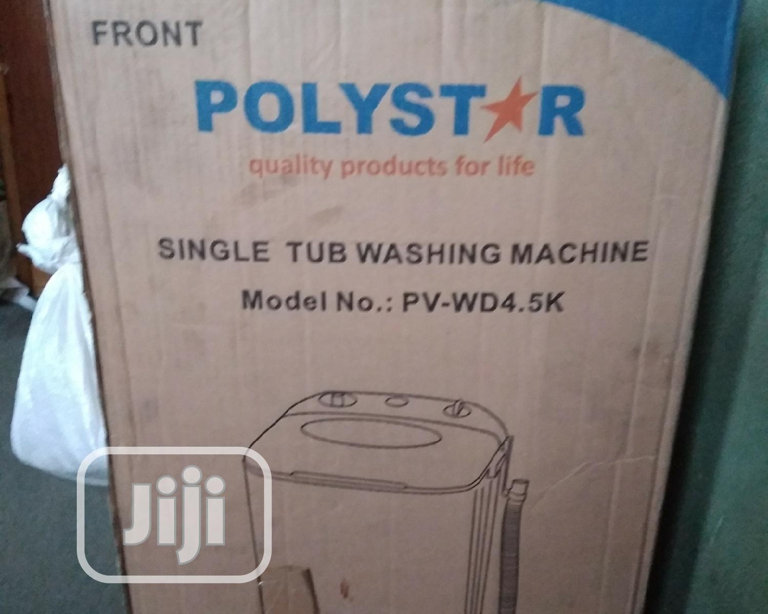 Single Tub Washing Machine | Home Appliances for sale in Ikorodu, Lagos State, Nigeria