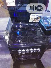 Bruhm 60*60 Anti Rust Gas Cooker, Oven And Grill, 2yrs Warranty. | Kitchen Appliances for sale in Lagos State, Ojo