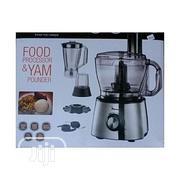 Paloma White Food Processor and Yam Pounder- Heavy Duty -1000w   Kitchen Appliances for sale in Lagos State, Lagos Island