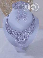 Exquisite Zirconia Jewelry Set | Jewelry for sale in Lagos State, Ikeja
