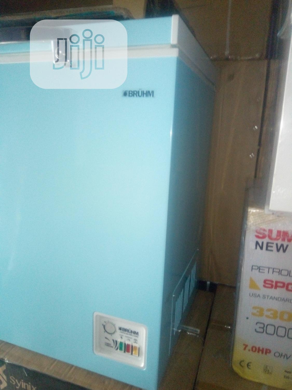 Archive: Bruhm 200L Cheest Freezer