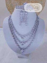 Zirconia Jewelry Set | Jewelry for sale in Lagos State, Ikeja