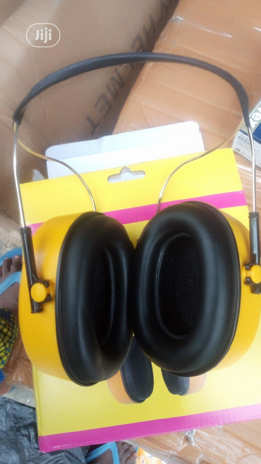 Sound Proof Ear Muff | Safety Equipment for sale in Lagos Island, Lagos State, Nigeria