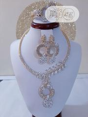 Swaroski Jewelry Set | Jewelry for sale in Lagos State, Ikeja