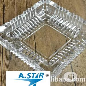 Glass Ash Tray   Home Accessories for sale in Lagos State, Ojo