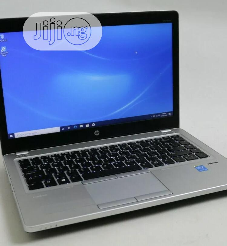 Hp Folio Core I5 8gb Ram 500gb HDD With Charger.