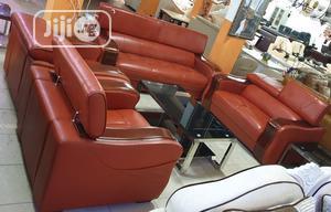 Leather Sofa Chair | Furniture for sale in Lagos State, Amuwo-Odofin