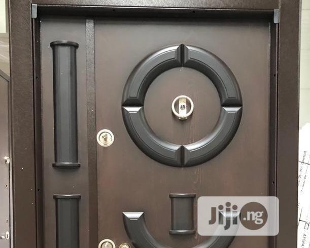 Obits House Door
