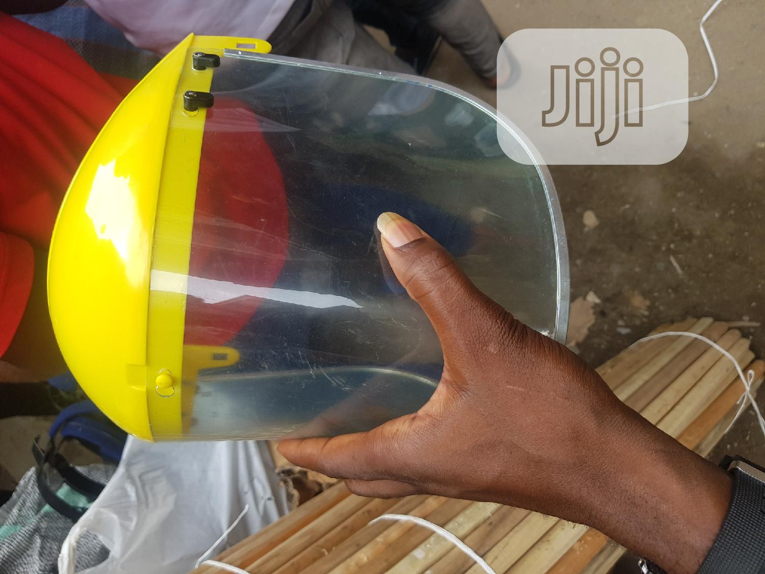Face Shield | Safety Equipment for sale in Gbagada, Lagos State, Nigeria