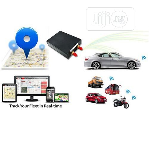 Vehicle Tracking System in Tesotech Limited