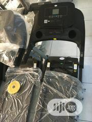 American 3hp Treadmills With Mp3, Massager & Dumbbell | Sports Equipment for sale in Abuja (FCT) State, Wuse