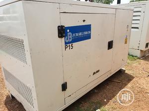Very Clean Jubaili Bros 15kva Diesel Generator | Electrical Equipment for sale in Abuja (FCT) State, Galadimawa
