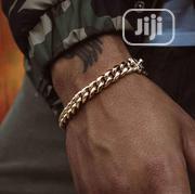 Men Gold Bracelets | Jewelry for sale in Lagos State, Amuwo-Odofin