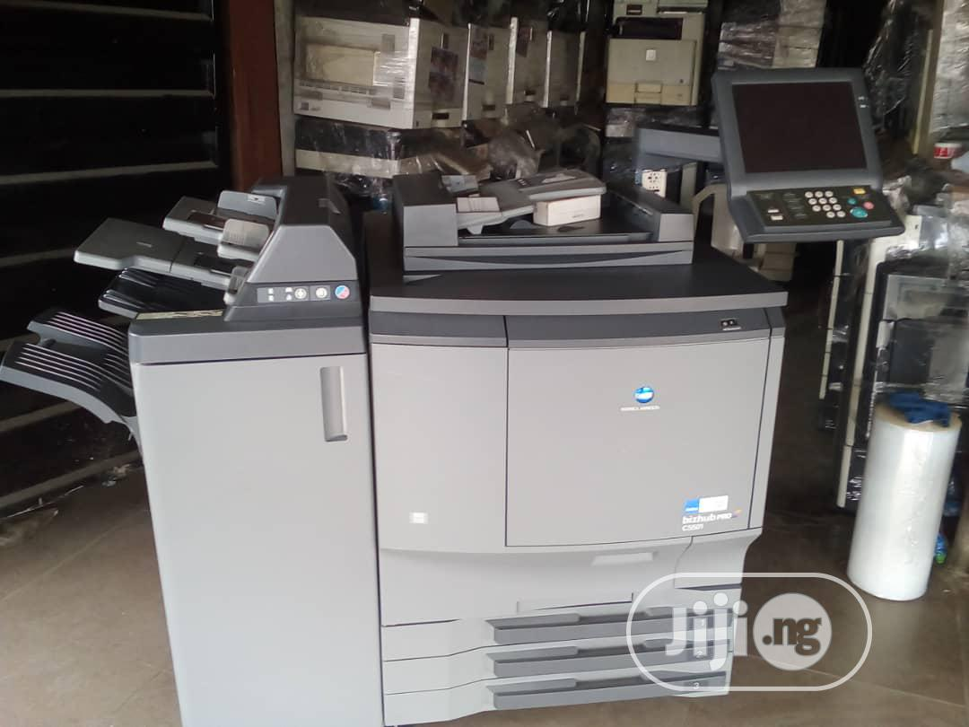 Konica Minolta Bizhub Pro C5501 | Printing Equipment for sale in Surulere, Lagos State, Nigeria