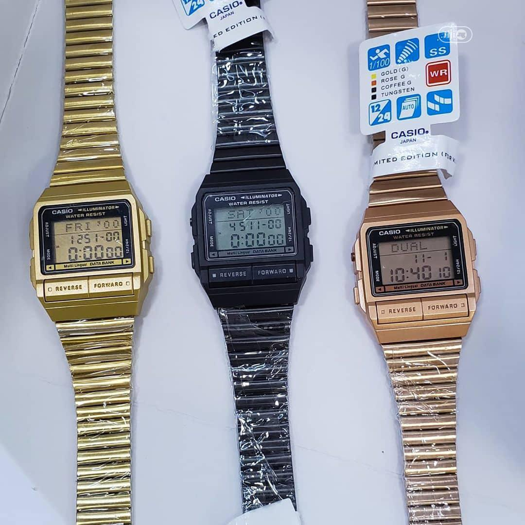 Simple Casio Wrist Watch | Watches for sale in Ajah, Lagos State, Nigeria