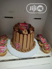 Arsenal Cake For Football Lovers | Meals & Drinks for sale in Abuja (FCT) State, Gwarinpa