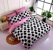White/Polka Dot / Colourful Bedsheets | Home Accessories for sale in Lagos State, Ikoyi