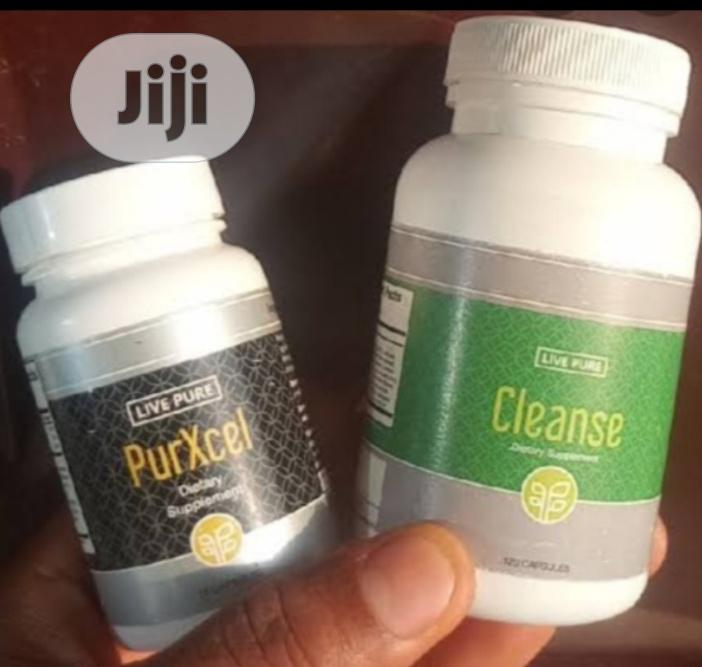 Archive: Purxcel and Cleanse Supplement
