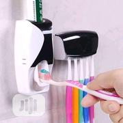 2in1 Toothpaste Dispenser And Toothbrush Hanger | Home Accessories for sale in Osun State, Ife