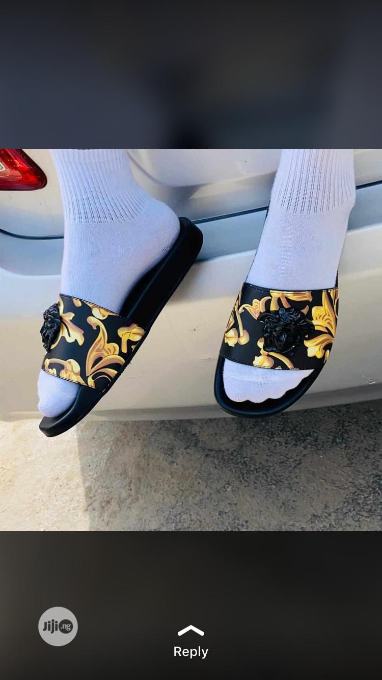 Archive: Versace Luxury Slippers