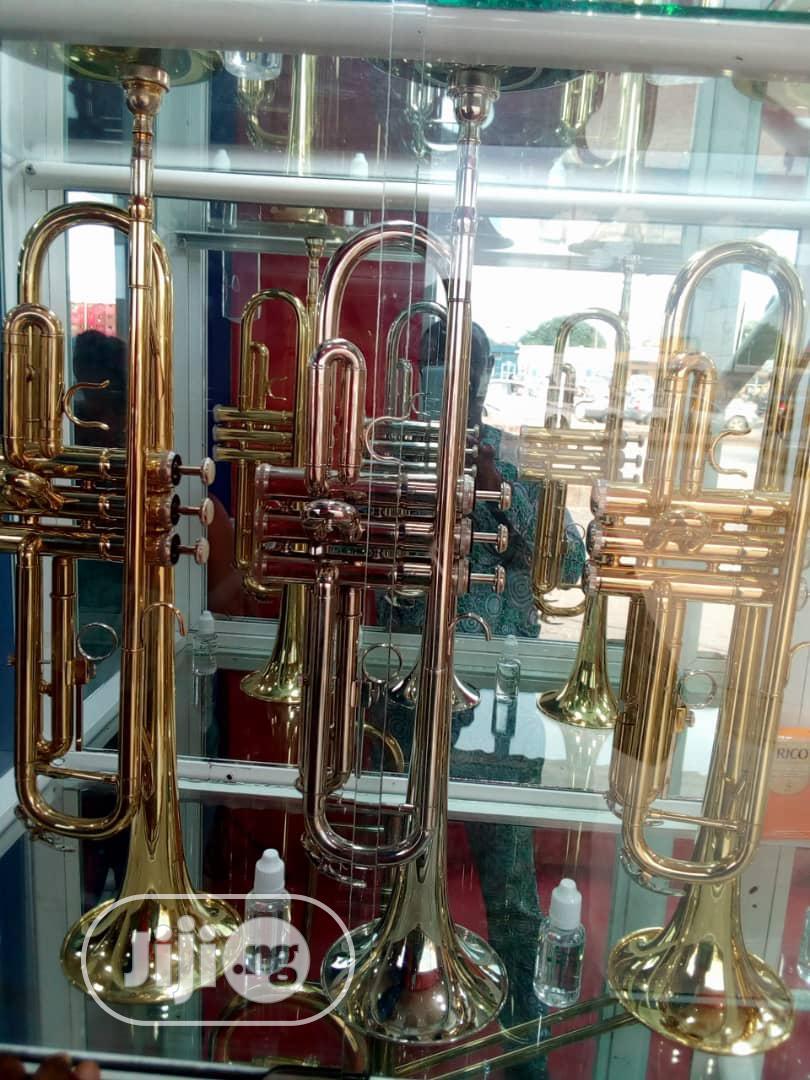 Archive: Yamaha Trumpet