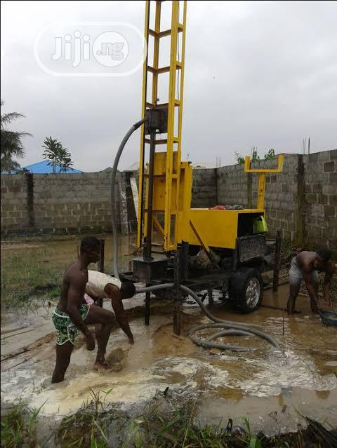 Piling Works, Borehole, PLT, PIT, SIT+ | Building & Trades Services for sale in Ajah, Lagos State, Nigeria
