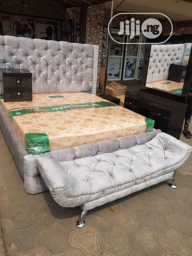 Complete Set Of Bed Of 6x6,
